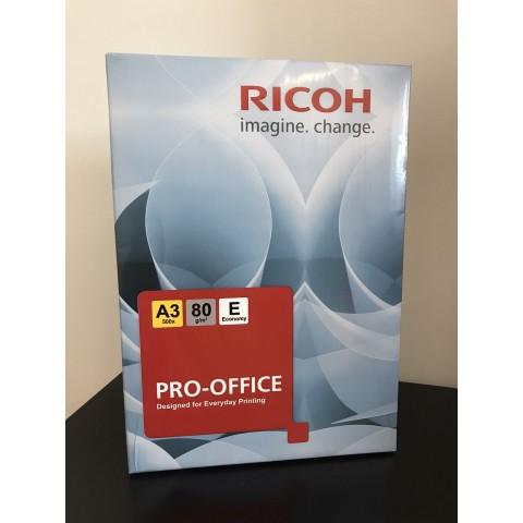 Копирна хартия Ricoh PRO-OFFICE Economy А3/500 л