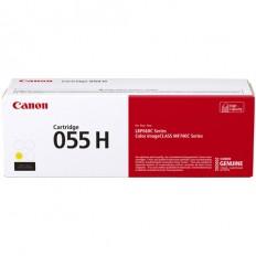 Canon CRG-055H Y
