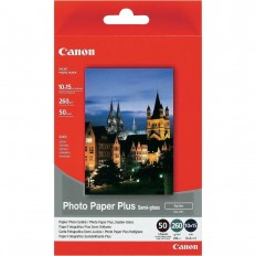 Фотохартия Canon SG-201 10x15 см 50 листа