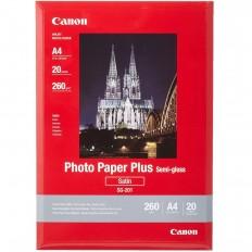 Фотохартия Canon SG-201 A4 20 листа