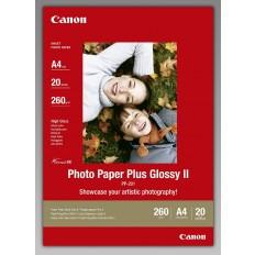 Фотохартия Canon Plus Glossy II PP-201 A4 20 листа