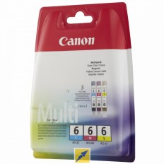 Canon BCI-6 C/M/Y Multipack