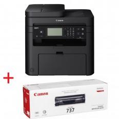 Canon i-SENSYS MF237w + Canon CRG-737