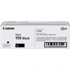 Canon тонер касета T09 black